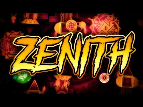 Zenith Verified (Extreme Demon) by HJfod - Geometry Dash