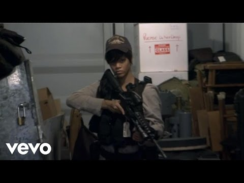 Rihanna - Battleship: Naval Training