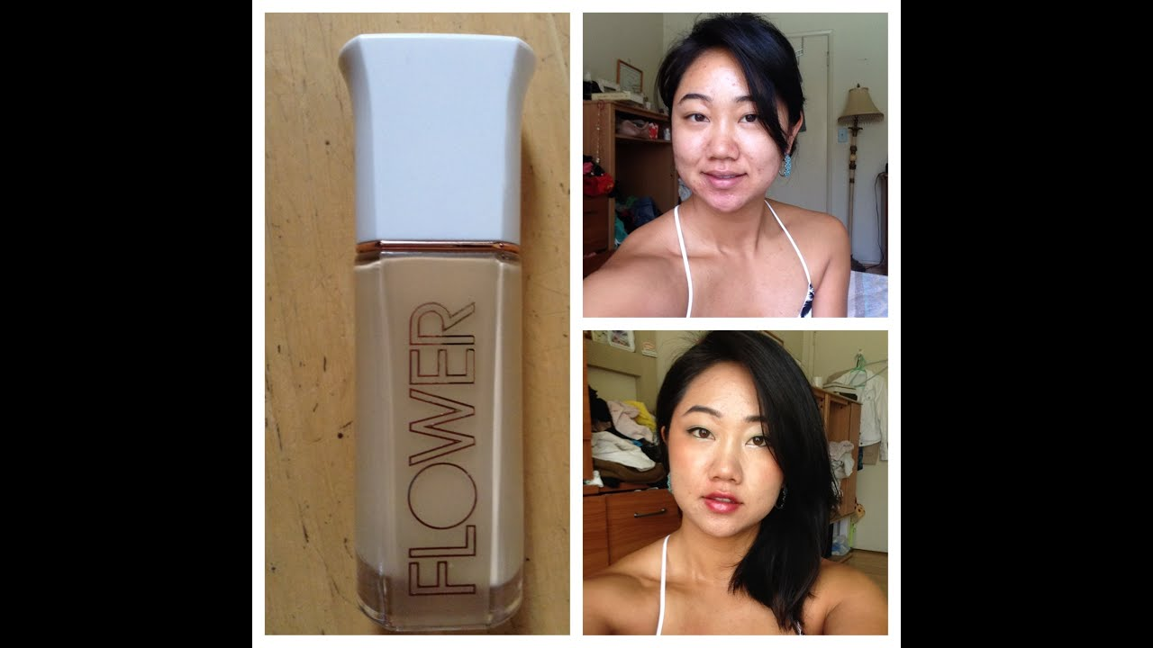 Flower face foundation w primer application review time trial flower face foundation w primer application review time trial izmirmasajfo