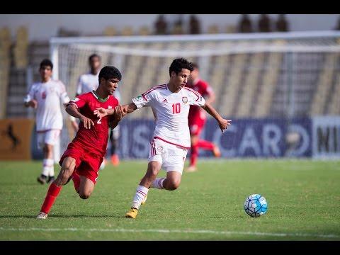Video: U16 UAE vs U16 Iran
