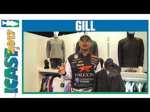 Gill FG24 Angler Jacket With Jason Christie | ICAST 2017