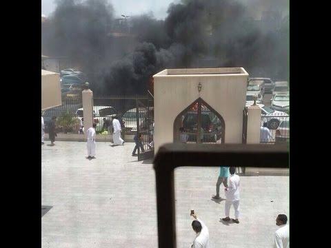 الفيلم التفصيلي لحماة الصلاة مسجد الامام الحسين ع ( مونتاج السنوية الاولى )