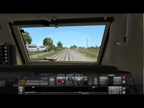 Train Simulator 2015 - Career - Miami West Palm Beach - Welcome to Florida |