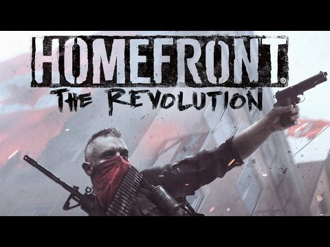 First Hour of HOMEFRONT THE REVOLUTION PS4 Gameplay Walkthrough