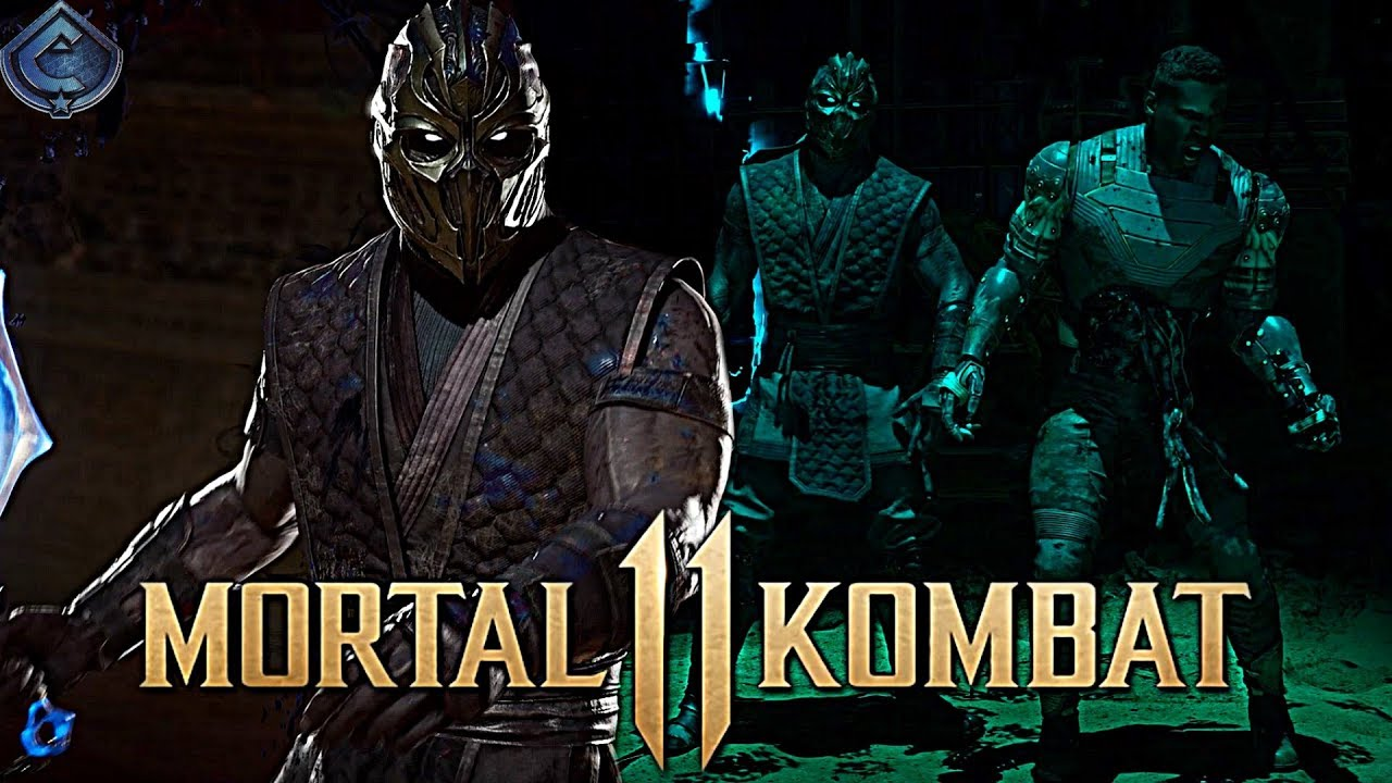 Mortal Kombat 11 Online - NEW SECRET NOOB SAIBOT BRUTALITY! thumbnail