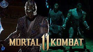 Mortal Kombat 11 Online - NEW SECRET NOOB SAIBOT BRUTALITY!