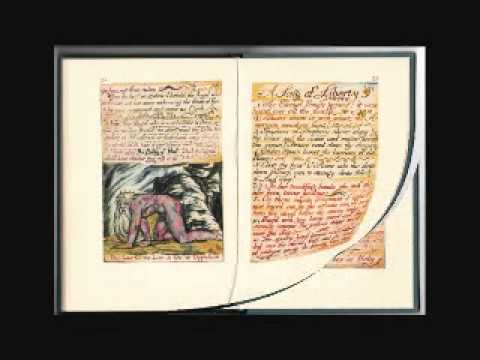 """William Blake """"Songs of Experience"""""""