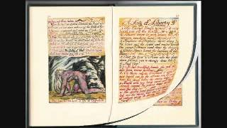 "William Blake ""Songs of Experience"""