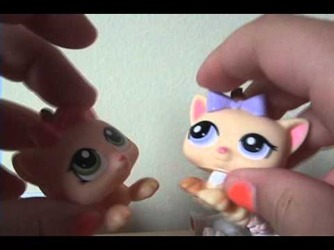 LPS My Sister and Me episode 1