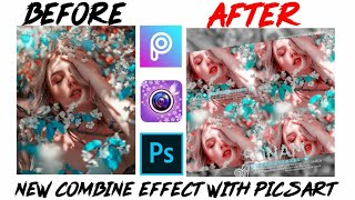 How To Make New Combine Editing With London And Spring Combination || By Romeo Abhishek