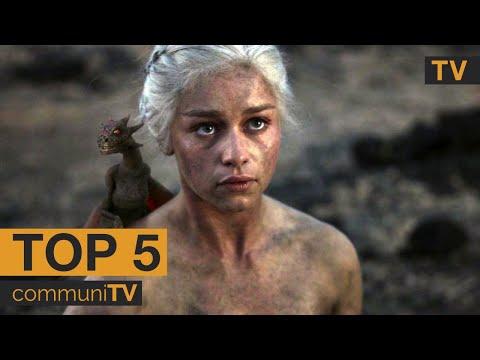 TOP 5: Fantasy TV Shows