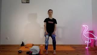 Joga onkologiczna bez uobciążania rąk  I  70 min  Yoga with Paulina