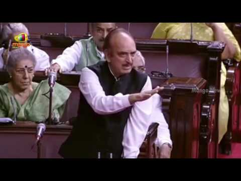 Ghulam Nabi Azad Flays BJP Over Its Leader Vulgar Comments On Mayawati | Rajya Sabha | MangoNews