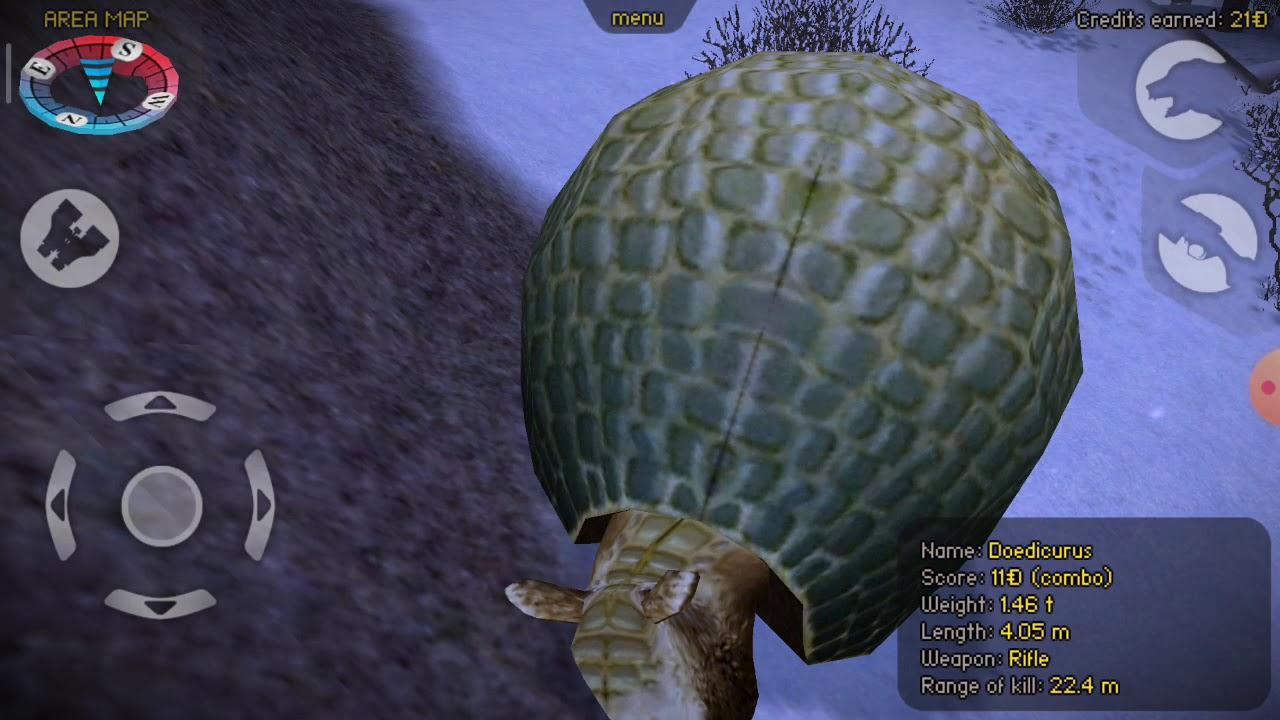 Carnivores Ice Age Season 5 Episode 4 - Doedicurus! - YouTube