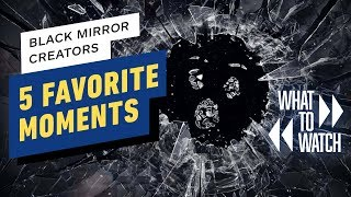 Black Mirror Creators 5 Favorite Moments from the Show