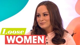 Chanelle Hayes Never Thought She Could Get Pregnant Again | Loose Women