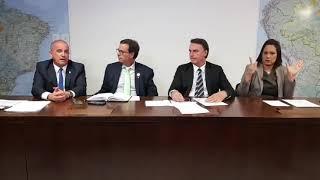 Presidente Jair Bolsonaro Live 23/05/2019