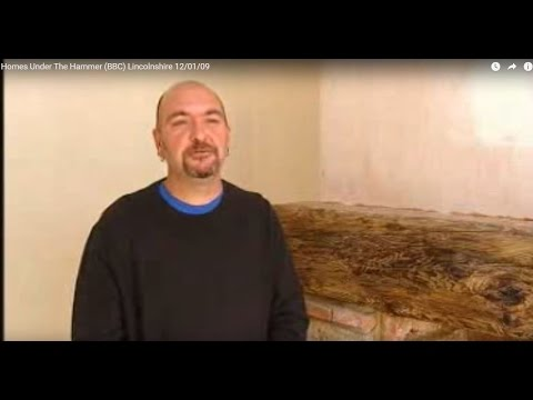 Homes Under The Hammer (BBC) Lincolnshire 12/01/09