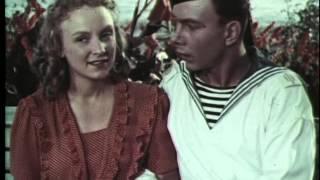 В мирные дни -  Киевская к/студия - 1950 - СССР