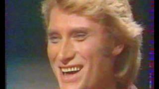 Johnny Hallyday -Johnny HallydayDUO Rosa Fumetto TV 1980.AVI