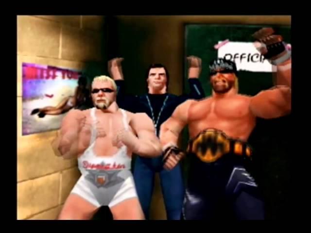 Wcw Nwo Revenge Intro N64 Youtube
