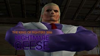 The King of Fighters 2006: Nightmare Geese Playthrough (PS2)
