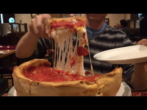 Giordano's Stuffed Pizza - Chicago Style