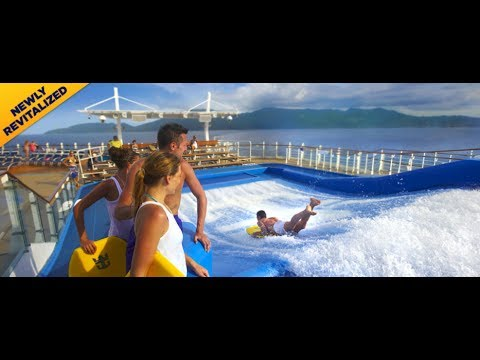 Independence of the Seas | Royal Caribbean Line (Full Documentary)