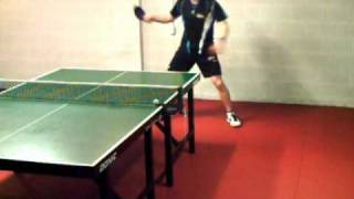 Table Tennis Cross-Training