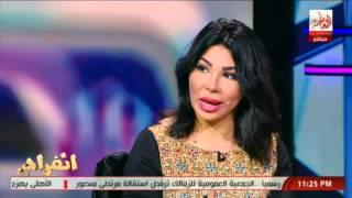 غادة إبراهيم: طليقي تعاون مع إلهام شاهين لمحاربتي (فيديو)
