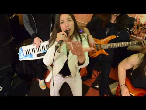 Sia - Chandelier (Full Band Cover)