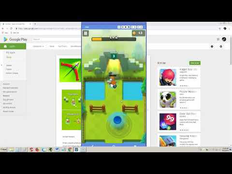 Archero ANDROID APP GAME Review and Tutorial thumbnail