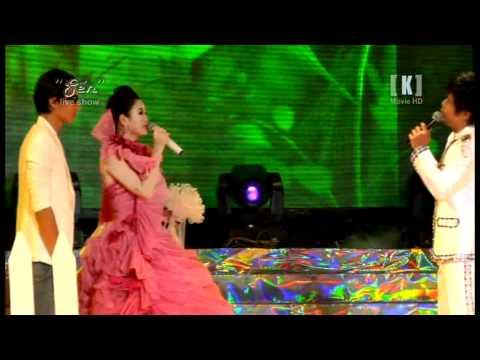 """LiveShow Dao Phi Duong feat Thuy Trang voi ca khuc """"khi trach nguoi trong mong"""""""