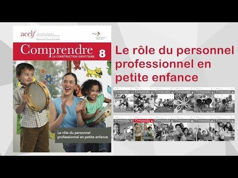 Comprendre la construction identitaire - Le rôle du personnel professionnel en petite enfance