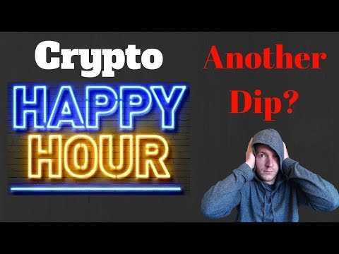 Crypto Happy Hour - The Dip Continues - January 15th Edition