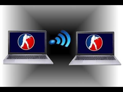 How To Play Counter Strike Via Wi-Fi