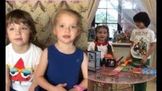 Филиппа Киркорова С Днем Рождения поздравили Лиза и Гарри Галкины и его дети Мартин и Алла Виктория
