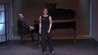 Sein wir wieder gut- Ariadne auf Naxos - Strauss; sung by Anna Laurenzo