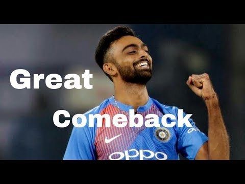Great Comeback For Jaydev Unadkat