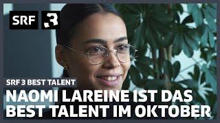 Naomi Lareine - «SRF 3 Best Talent im November»