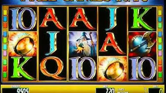 Magic Of The Ring By VEGAS MULTIGAMES / VEGAS Multigame TEST / SLOT MACHINE / BETTING / TERMINAL