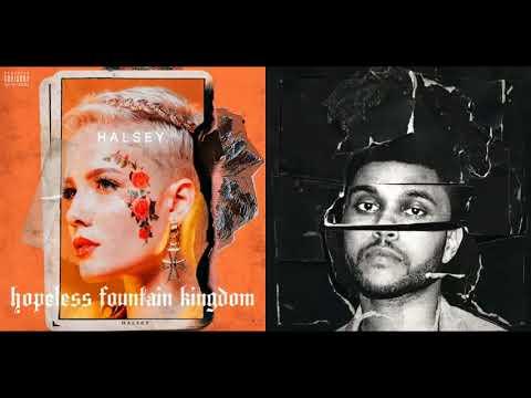 Halsey vs. The Weeknd - Lie (ft. Quavo) vs. The Hills (Mashup)