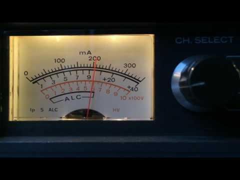 40 Meter Phased Verticals: Listening to DX Contest - 2