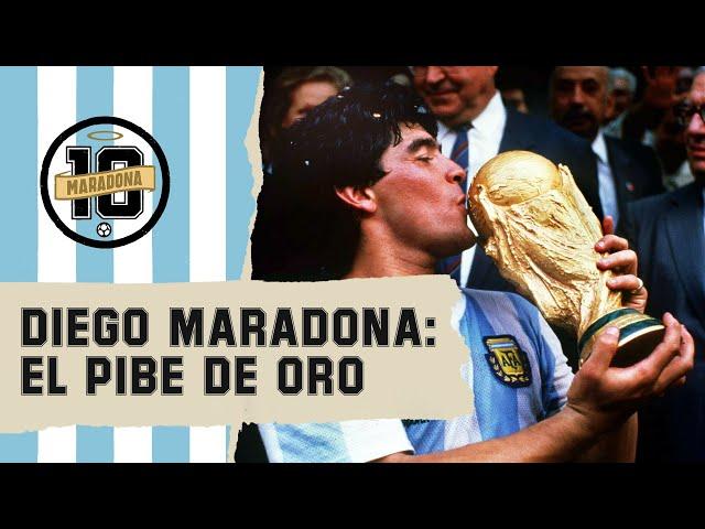 Maradona | El Diego Turns 60 | FIFA World Cup