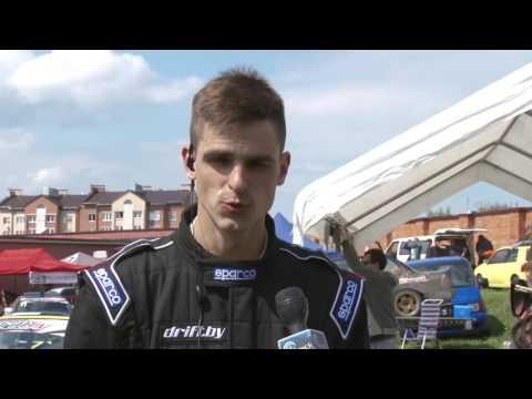 В Пинске прошел первый этап чемпионата Беларуси по дрифтингу