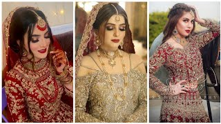 Awesome & stunning Bridal look & catalogue