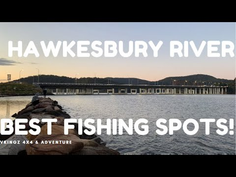 Best Fishing Spots In The Hawkesbury Headlands! Local Advice!