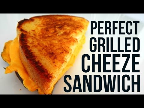 How To Make The Perfect Grilled Cheese Sandwich - YouRepeat