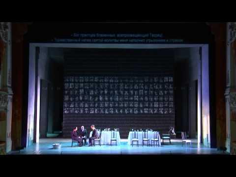 Halevy, LA JUIVE. Shiccof, Frédéric Chaslin (conductor). St Petersburg