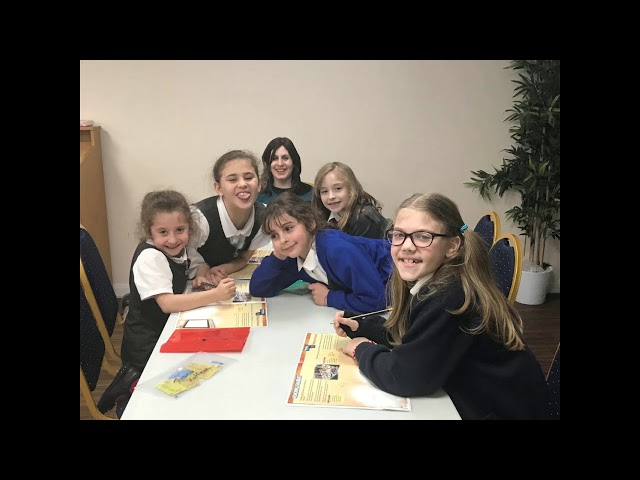 Cheder in Buckhurst Hill - mid year review 2019